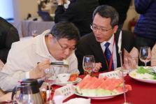 柯文哲参加台湾产业合作发展协会成立大会