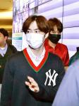 EXO成员Suho、Kai抵台